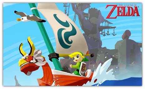 Gamekyo Blog The Legend Of Zelda The Wind Waker